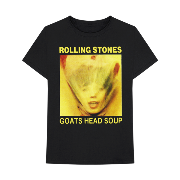 T-shirt | T-shirt Goats Head Soup Cover