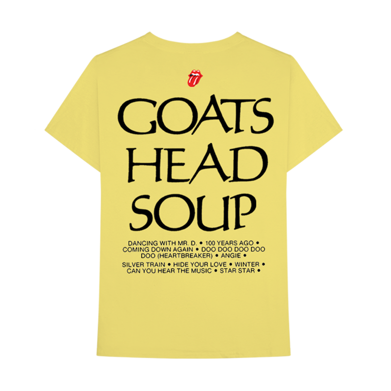 T-shirt | T-shirt Goats Head Soup Members