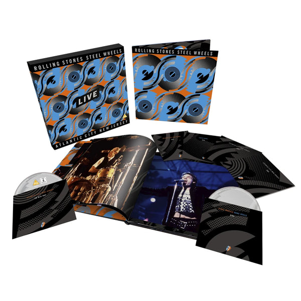 Steel Wheels Live - Coffret Deluxe 6 disques