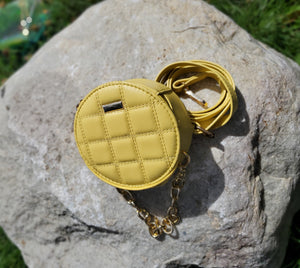 """Sunshine Girl"" Crossbody Clutch"