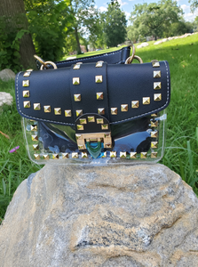 """Such a Lady"" Crossbody Clutch"
