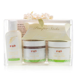 Pure Fiji  Pedicure Gift Box