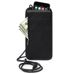 Boarding Pass Holder Neck Wallet