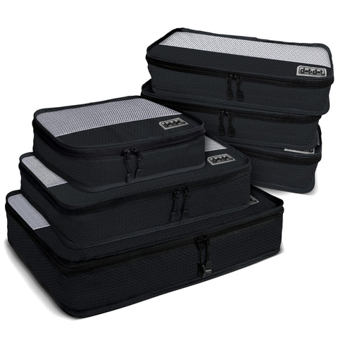 6-pc Travel Packing Cube Set