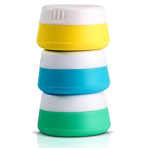 Silicone Travel Jars
