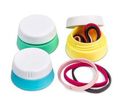 3 pcs of 20 ml Cream Jars + 2oz Travel Bottle Set (15% OFF)