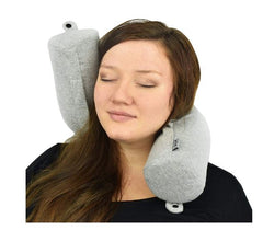 Travel Pillow and Sleep Mask Bundle (14% OFF)