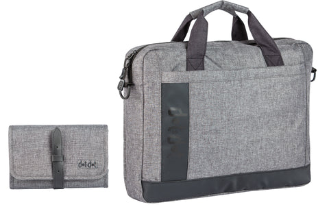 Laptop Bag and Electronics Organizer Bundle (22% OFF)