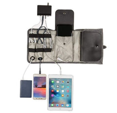 Universal Folding Electronics Organizer Bag