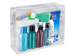 Travel Bottles Set and TSA Quart Bag (31% OFF)