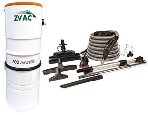 The What's What of Central Vacuum Systems : ZVac