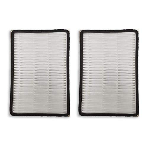 ZVAC Replacement Vacuum Cleaner HEPA Filter # 20 86689 Compatible with Kenmore Progressive HEPA Upright and Canister Replaces Sears 20-86889 - 2 Pack