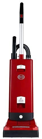 Sebo Automatic X7 Upright Vacuum - Red