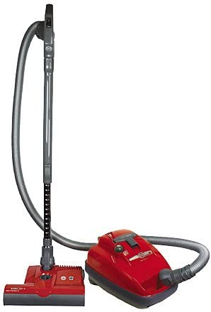 SEBO K3 Vacuum Cleaner with ET-1 Power Nozzle : ZVac