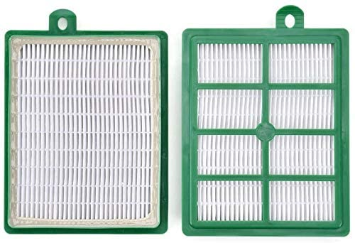 ZVac Replacement Electrolux H12 HF12 EL012B Vacuum Filters