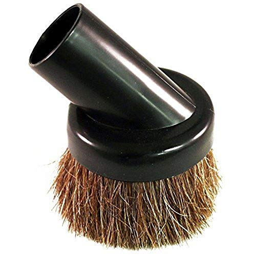 ZVac Deluxe Universal Replacement Dusting Dust Brush Black