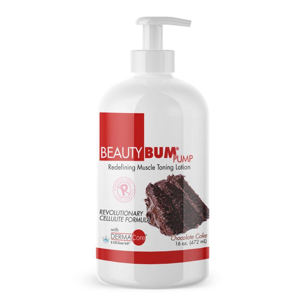 Pump of Beauty-Bum® anti-cellulite cream for women Our exclusive DermaCore® technology (472ml)