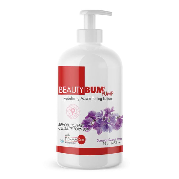 Pump of Beauty-Bum® anti-cellulite cream for women (472ml)