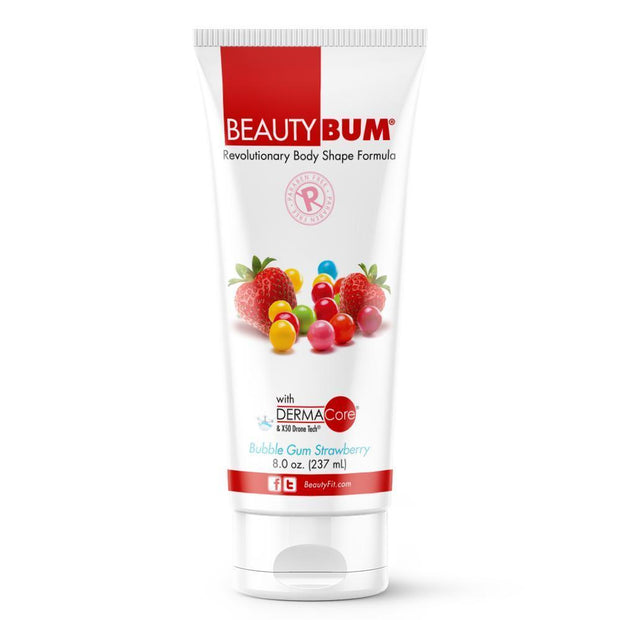 Tube of Beauty-Bum® anti-cellulite cream for women Healthy feel and skin appearance (237ml)