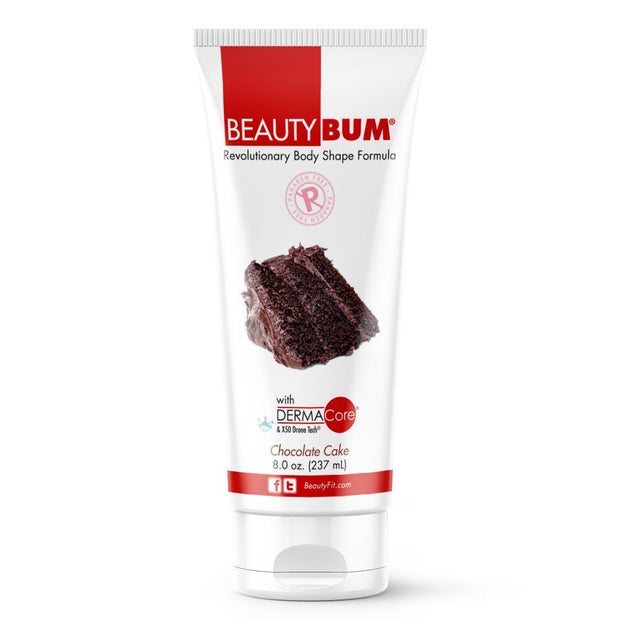 Tube of Beauty-Bum® anti-cellulite cream for women best bum-bum results (237ml)