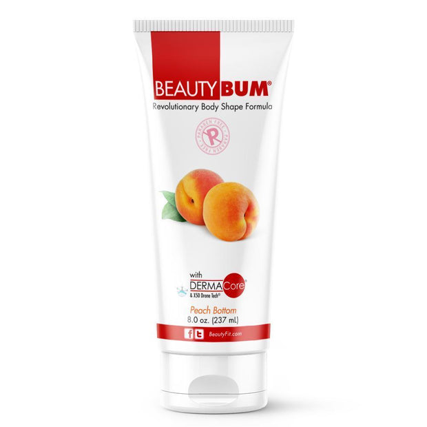 "Tube of Beauty-Bum® anti-cellulite cream for women Healthy feel and skin appearance Reduces the ""orange peel"" texture (237ml)"