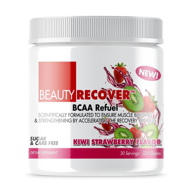 Tube of Beauty-Recover® BCAA For Women (300grams) Kiwi Strawberry Flavor