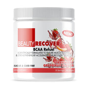 Tube of Beauty-Recover® Brand Change Amino Acids For Women (300grams) Strawberry Grapefruit Flavor