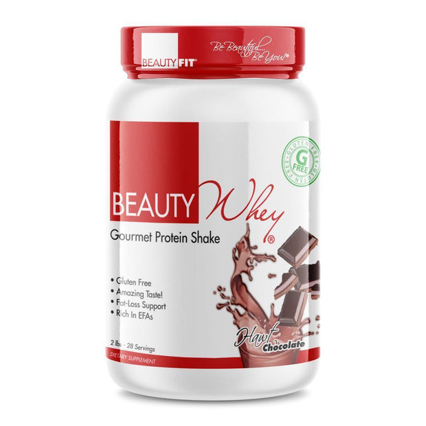 Tube of Beauty-Whey® Women Protein Powder Shake (2lbs) Chocolate