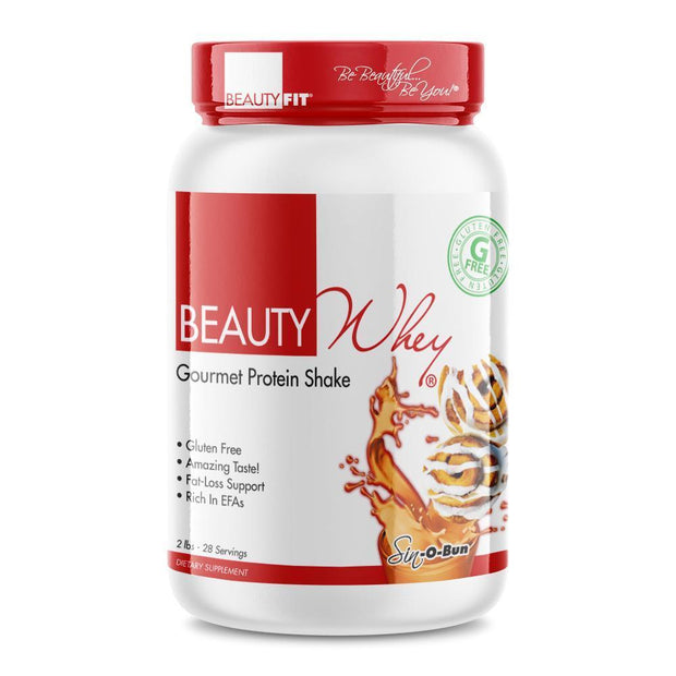 Tube of Beauty-Whey® Women Protein Powder Shake (2lbs) Sin-o-Bun