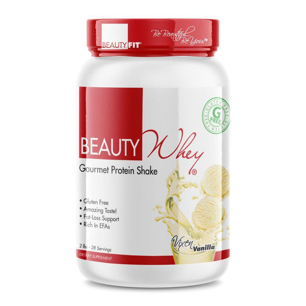 Tube of Beauty-Whey® Women Protein Powder Shake (2lbs) Vanilla