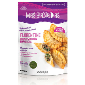 Nutrition Facts Florentine Mini Empanadas