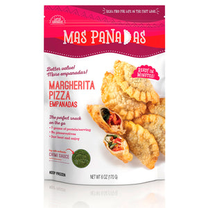 Nutrition Facts Margherita Mini Empanadas