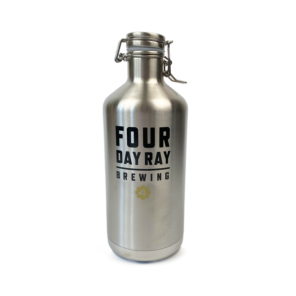 FDR 64oz Stainless Growler