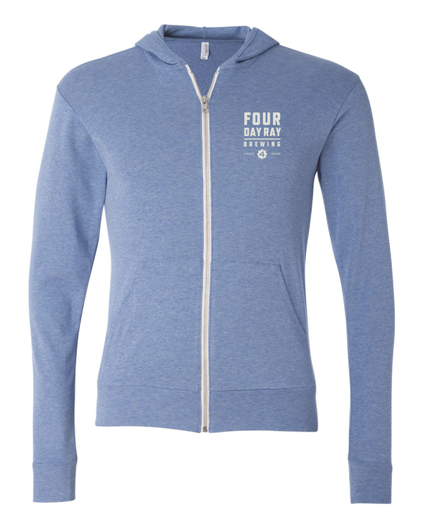 FDR Logo Lightweight Zip-up