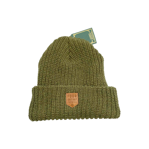 FDR Patch Beanie Green