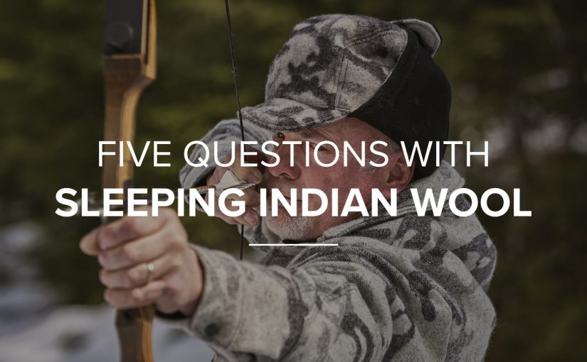Five Questions With Sleeping Indian Wool