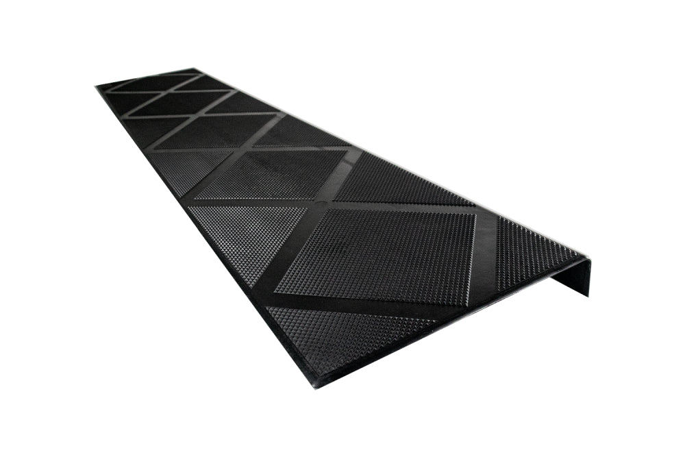 ComposiGrip Non Slip Stair Tread - Onyx Black 48