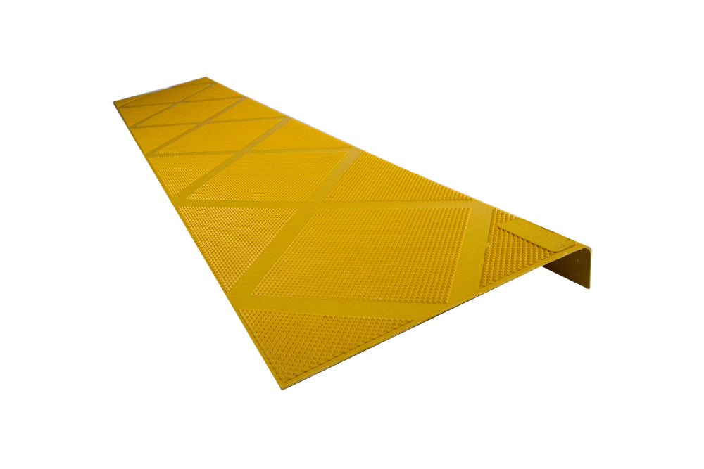 ComposiGrip Non Slip Stair Tread - Safety Yellow 48