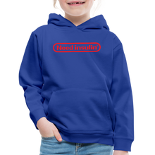 Load image into Gallery viewer, Need Insulin - Kids' Premium Hoodie - royal blue