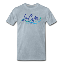 Load image into Gallery viewer, La CGM - Men's Premium T-Shirt - heather ice blue