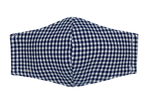 Load image into Gallery viewer, Blueberry Scone Gingham Masks