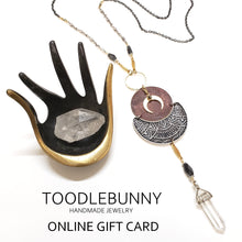 Load image into Gallery viewer, TOODLEBUNNY Digital E Gift Card