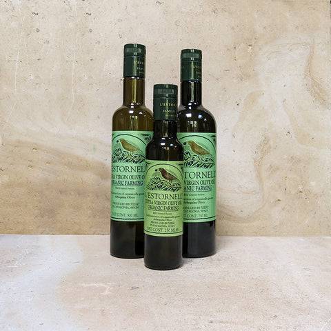 L'Estornell Extra Virgin Olive Oil, Organic
