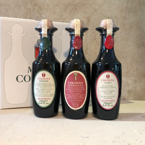 Colonna: Box of Three 250ml Anfora