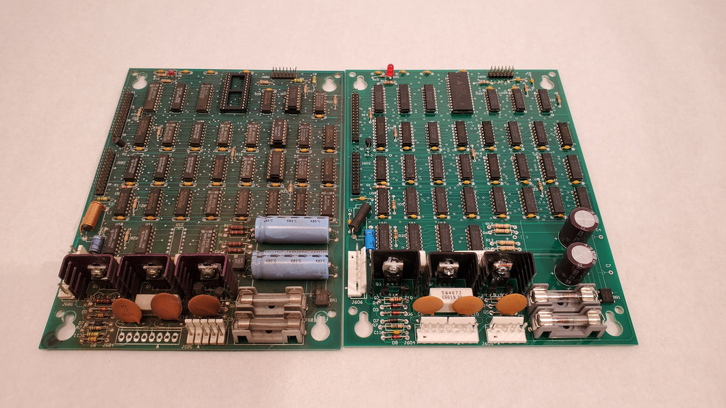 WPC Dot Matrix DMD Controller