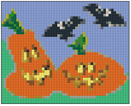 Pixel Klassik Set - Two Pumpkins