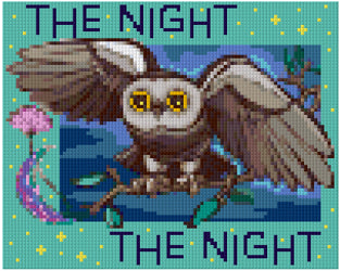 Pixelhobby Klassik Set - Nightowl