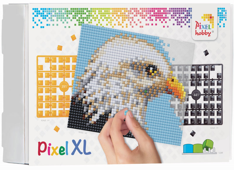 Pixelhobby XL 4BP Set - Adler