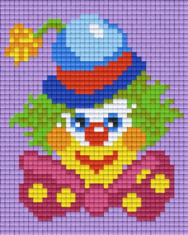 Pixel Klassik Set - Clown