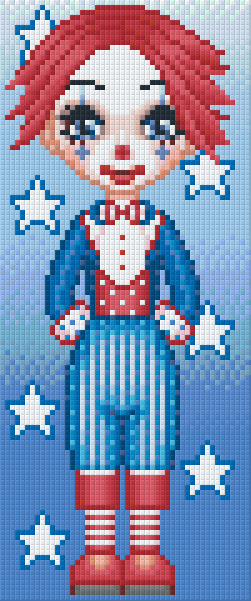 Pixelhobby Klassik Set - Clown Louis